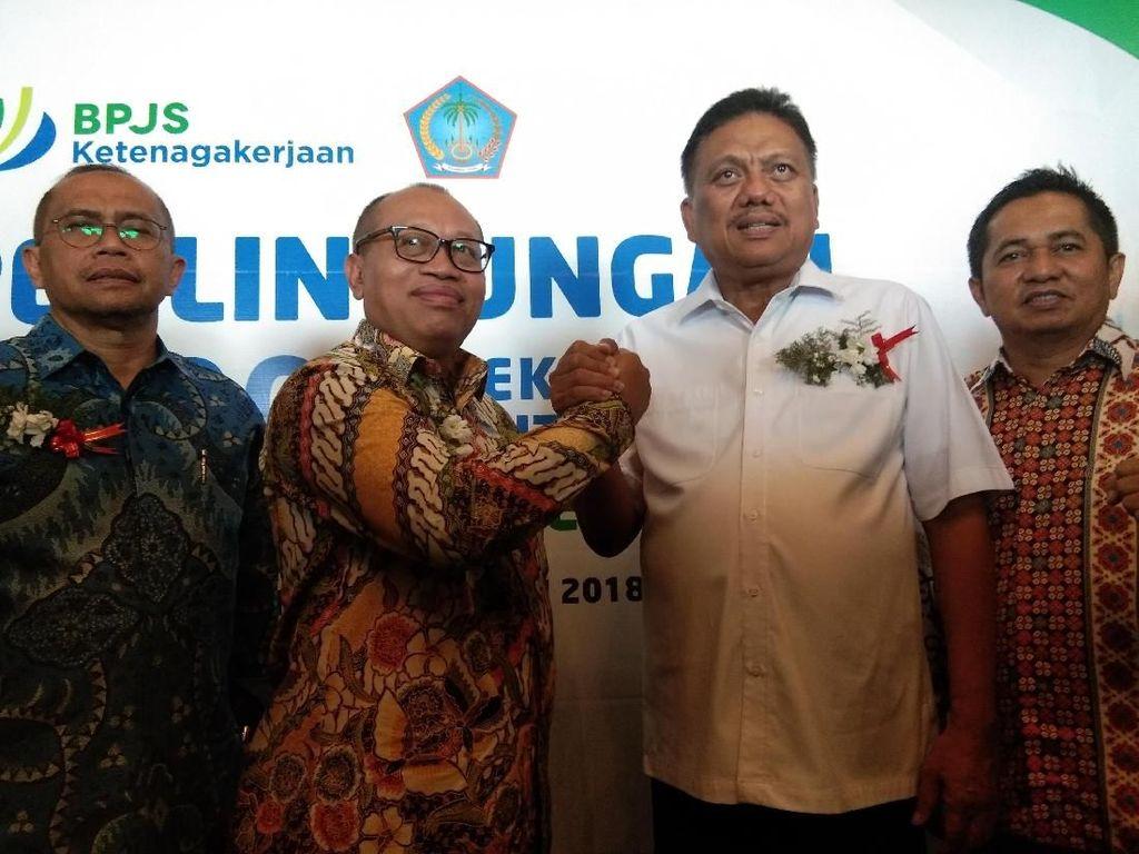 Akan Ada Taman BPJS Ketenagakerjaan di Manado