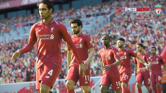 Konami sebenarnya baru akan merilis PES 2019 pada Agustus mendatang. Tapi teaser pertama game tersebut sudah dirilis awal pekan ini. (Pro Evolution Soccer)