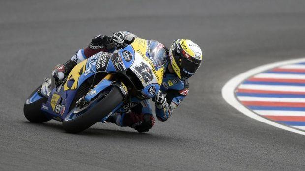 Marc VdS mengundurkan diri dari kelas MotoGP.
