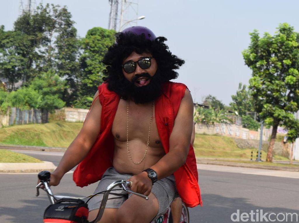 Sepeda Boleh Mini, Sehatnya Tetap Maksimal!