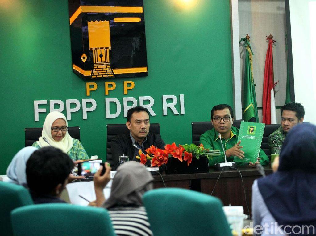 PPP Akan Gelar Rakornas Lajna Pemenangan Pemilu