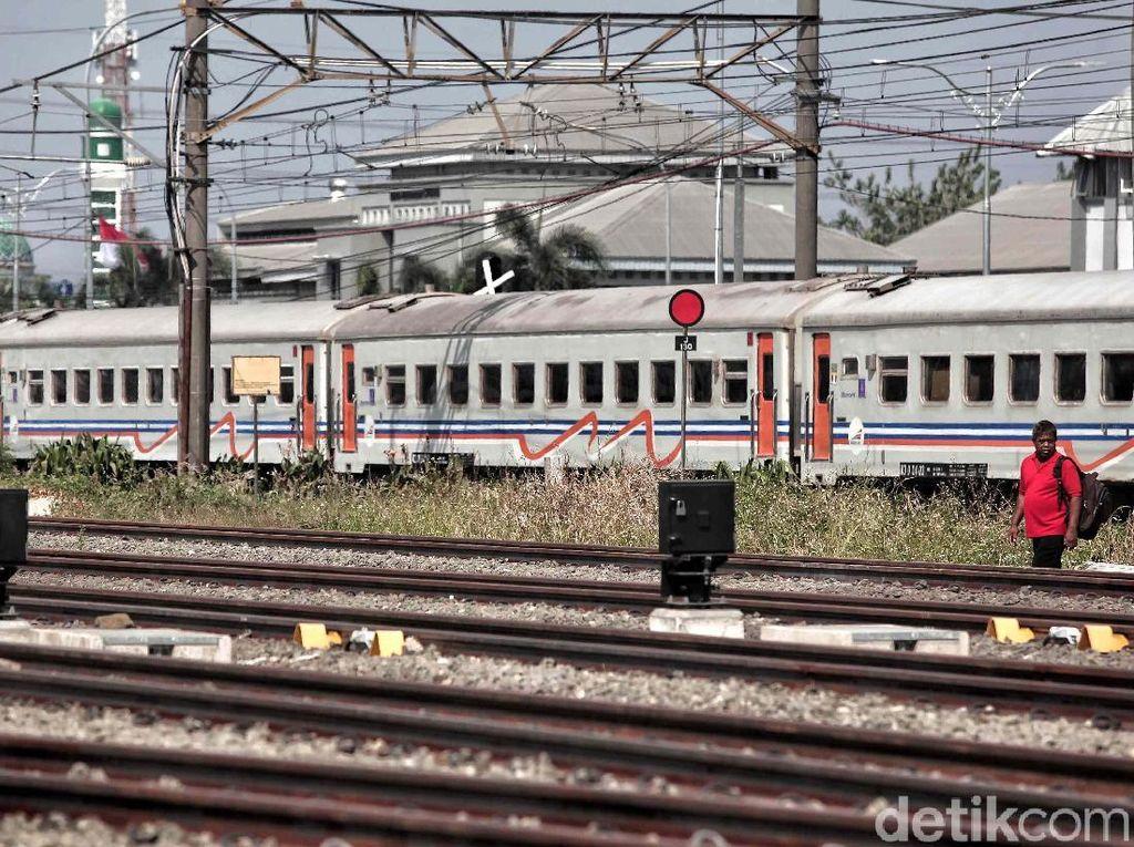 Double-double Track Jatinegara-Cakung Beroperasi Pekan Ini