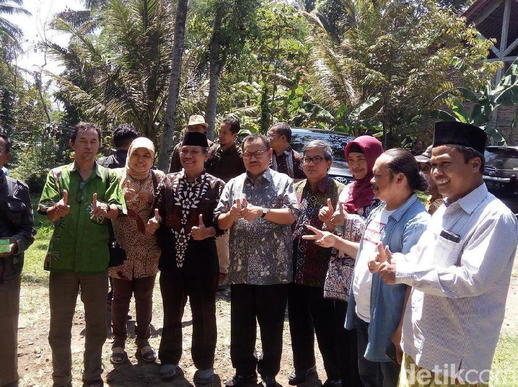 Ketemu Petani, Sudirman Said Ingin Wujudkan Kedaulatan Pangan