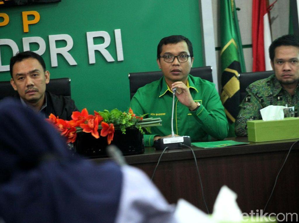PPP Wajibkan Kadernya di Seluruh DPRD Ikut Workshop Nasional