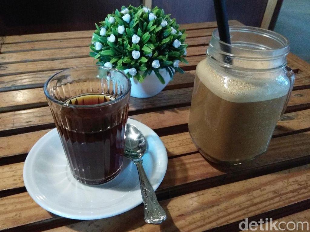 Dins Cepa Kopi: Segarnya Jus Kopi Aceh Gayo Premium di Kafe yang Asri