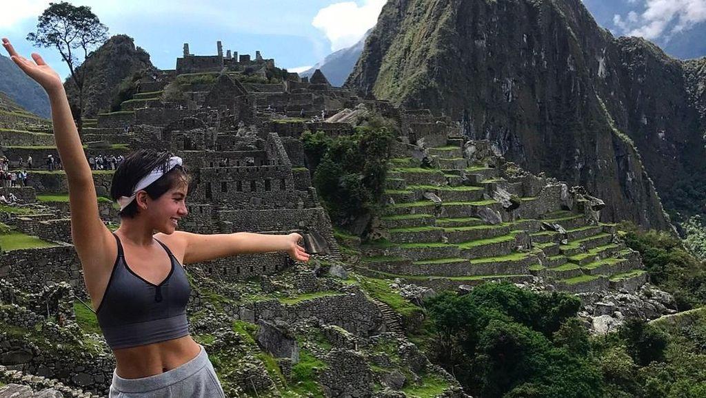 Foto: Liburannya Si Cantik Dora The Explorer