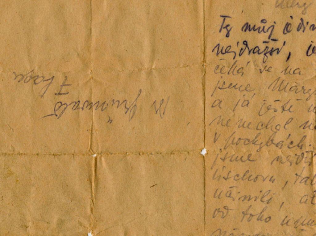 Surat Terakhir Seorang Wanita Korban Holocaust