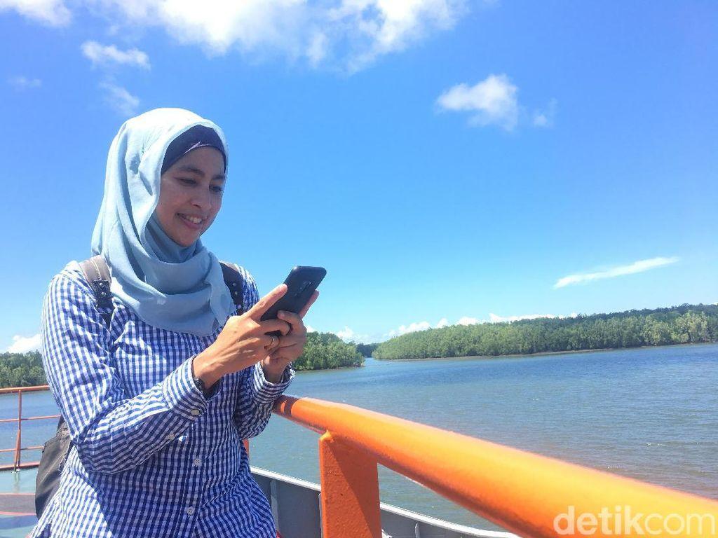 Ini Rute Akses Internet Cepat di Indonesia Timur