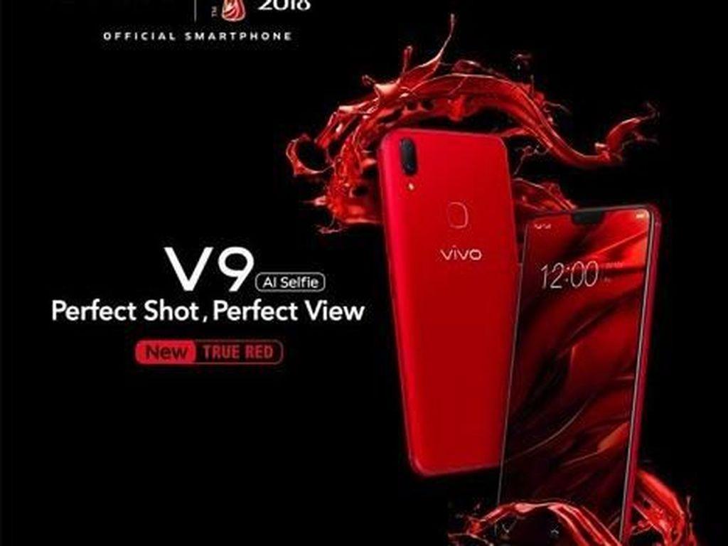 Suka Merah? Jangan Sampai Kehabisan Smartphone Limited Edition Ini