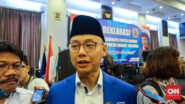 Suara PAN Daerah Sumbang, Sejumlah Kader Tolak Kampanyekan