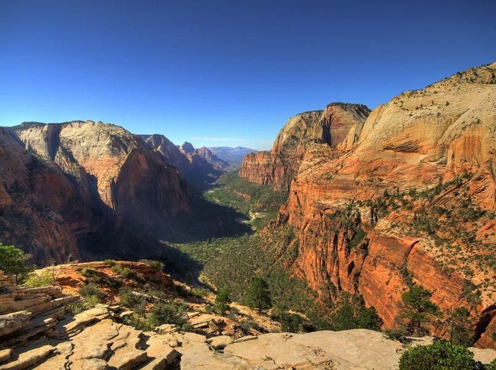 Tanah Keramat Suku Indian Navajo yang Dinodai Kylie Jenner