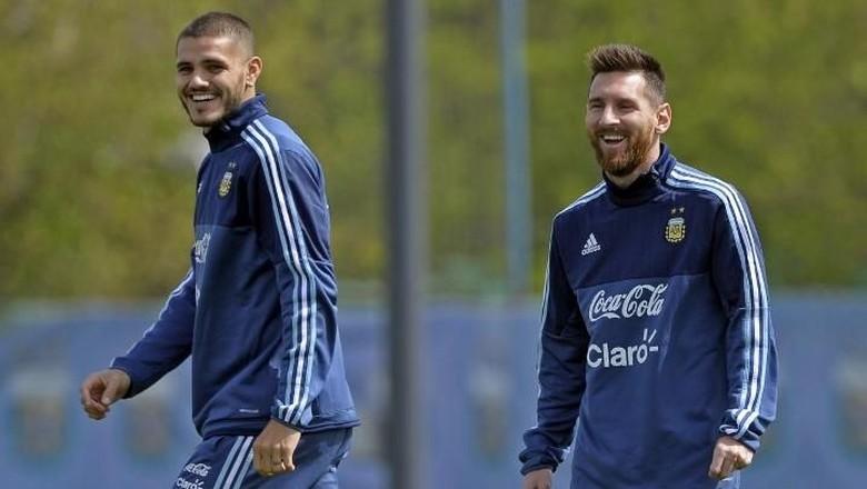Icardi Terancam Gagal ke Rusia, Crespo Sebut Imbas Messi