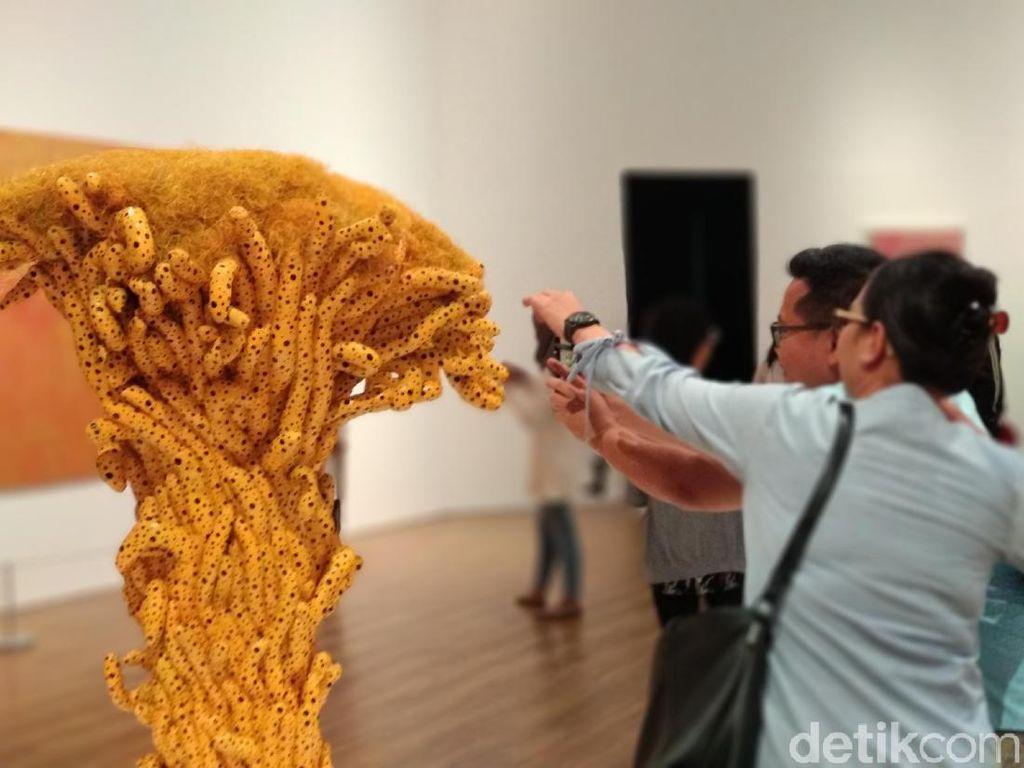 Pekan Terakhir, Yuk Lihat Karya Yayoi Kusama di Museum MACAN Jakarta