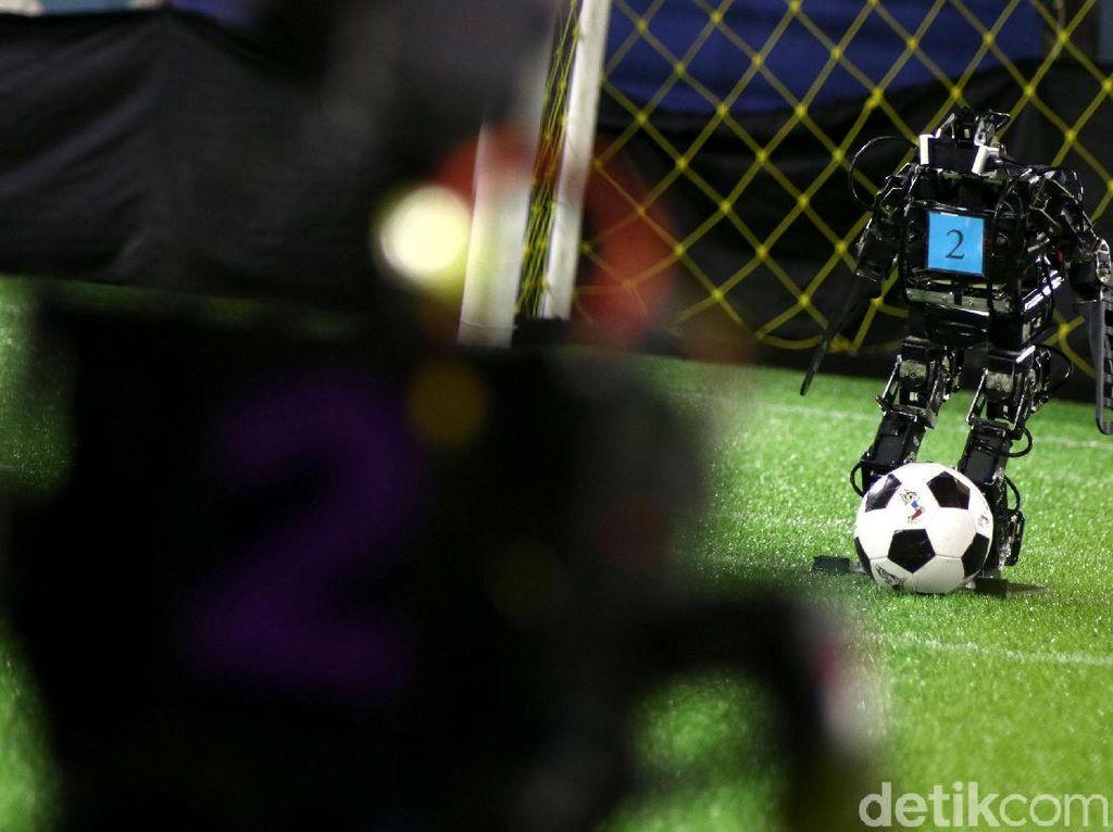 Kontes Robot Indonesia Kembali Digelar, Yok Siap-Siap Ikutan!