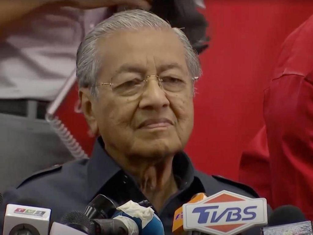 Mahathir Umumkan 14 Anggota Kabinet, Akan Dilantik 21 Mei