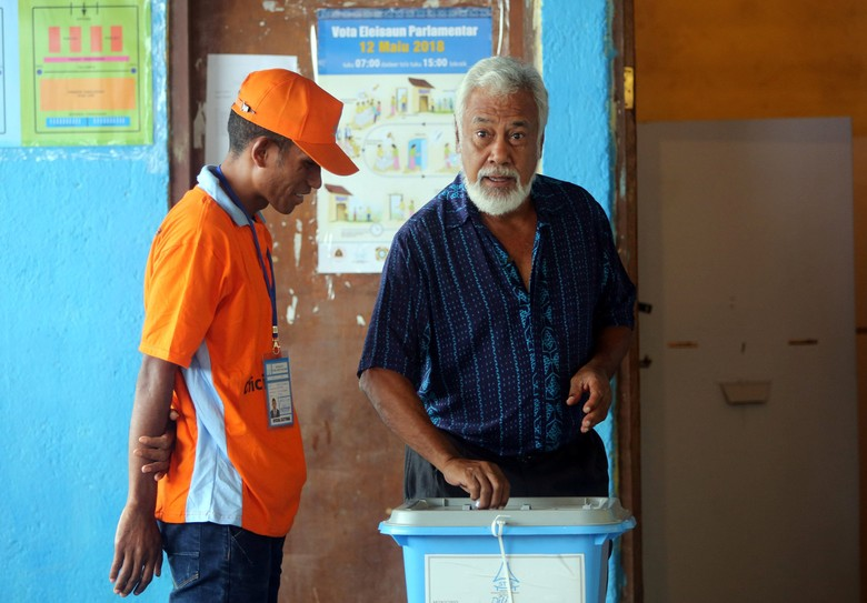 Parlemen Vakum, Timor Leste Gelar Pemilu