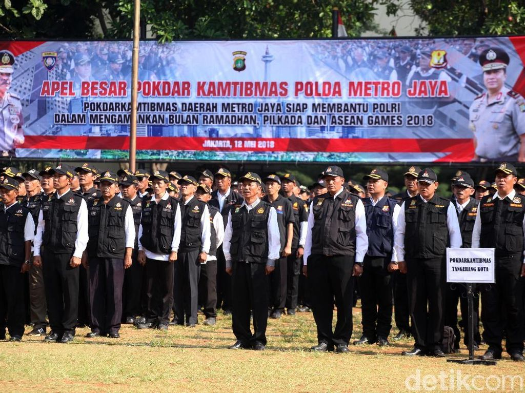 Polda Metro Gelar Apel Persiapan Ramadhan, Pilkada dan Asian Games