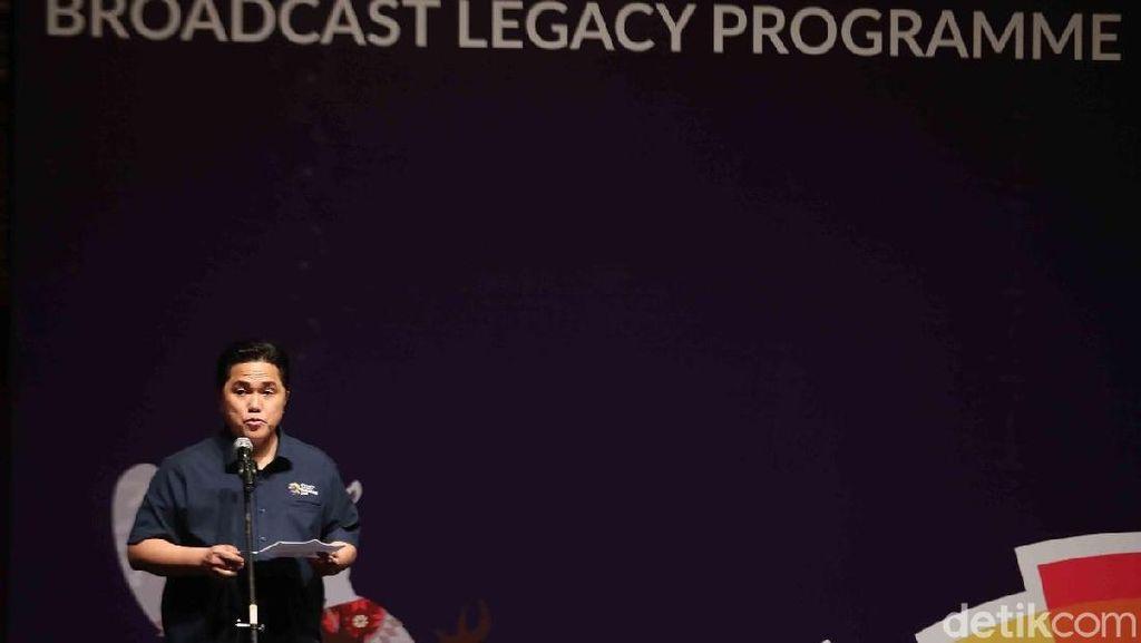 Pembukaan Asian Games Diprediksi Dihadiri 40 Ribu Penonton