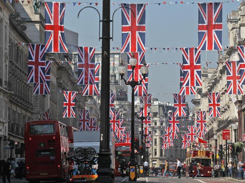 Oxford Beri Penghargaan Benny Wenda, Inggris Tegaskan Dukung NKRI