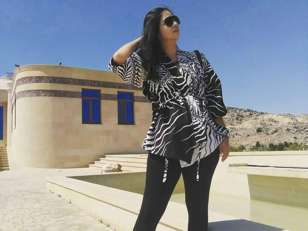Cerai, Qory Sandioriva Anggap Mantan Suami seperti Kakak Sendiri