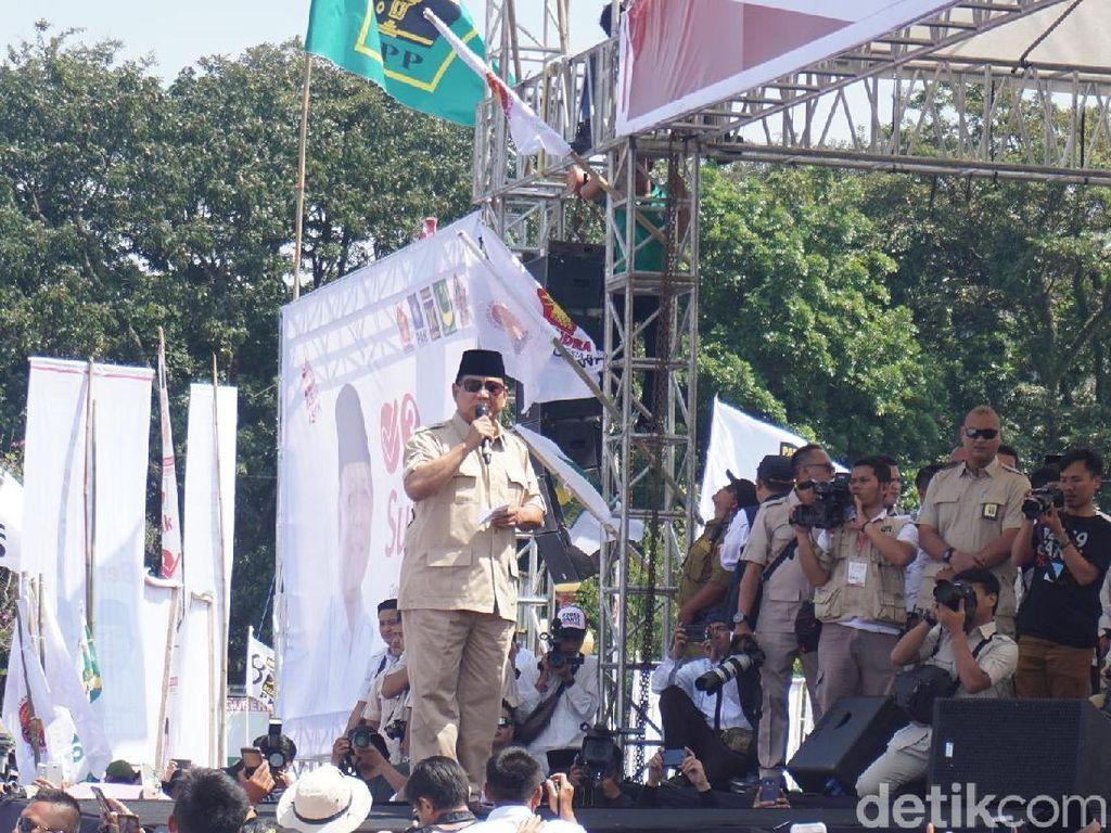 Cerita Prabowo Bujuk Sudrajat Mau Jadi Cagub Jabar