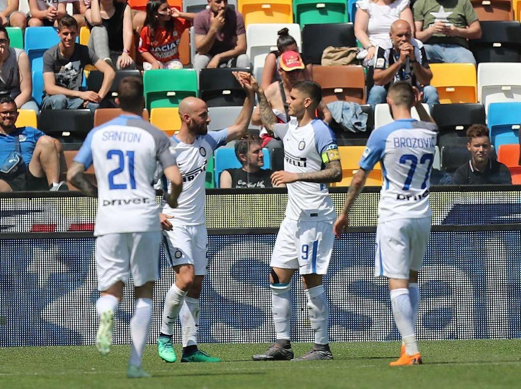 Spalletti: Inter Sudah Buat Kemajuan