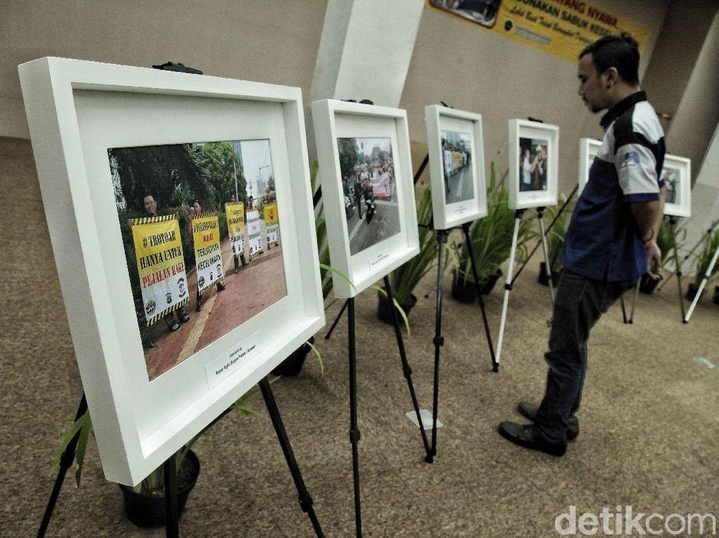 Pameran Foto Safety Ride Festival