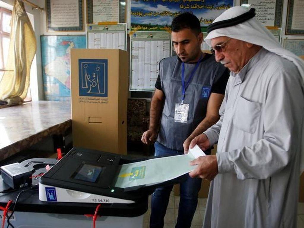 Pemilu Diadakan di Irak Untuk Pertama Kalinya Setelah ISIS Takluk