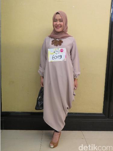Lisna Novita menceritakan pengalaman tak terduga setelah lepas hijab.