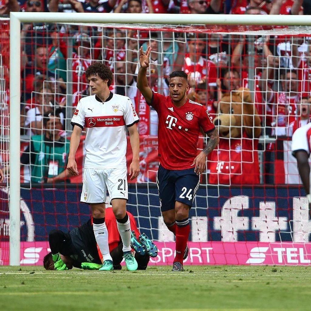 Bayern Dikalahkan Stuttgart 1-4 di Laga Terakhir Bundesliga