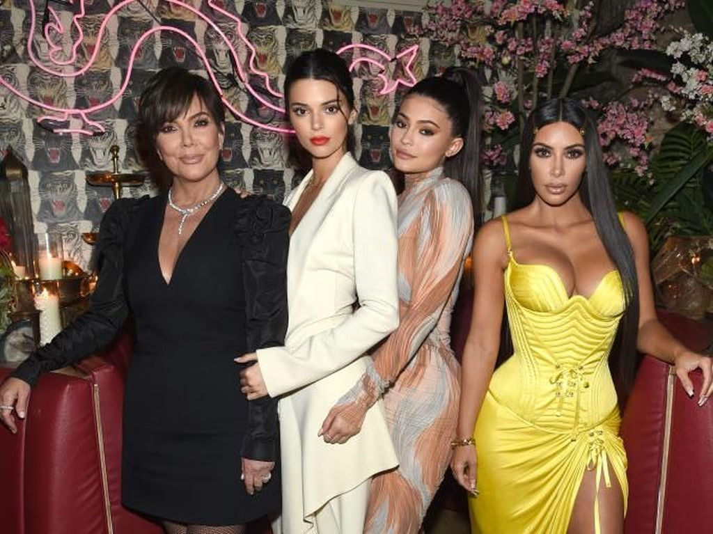 Keeping Up with the Kardashians Umumkan Usai di 2021