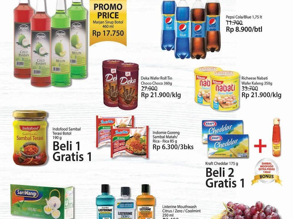 Sambut Ramadan dengan Minuman Segar di Transmart Carrefour