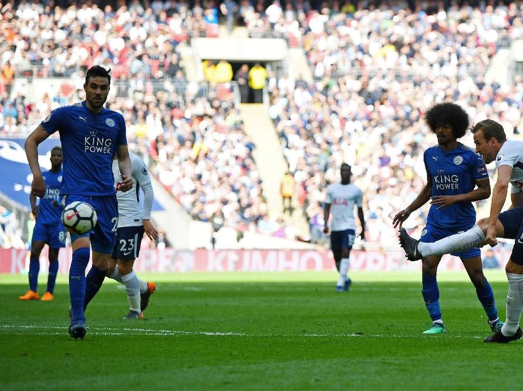 Link Live Streaming Tottenham vs Leicester