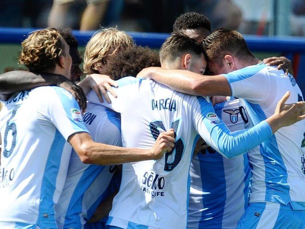 Diimbangi Crotone, Lazio Berebut Empat Besar dengan Inter di Pekan 38