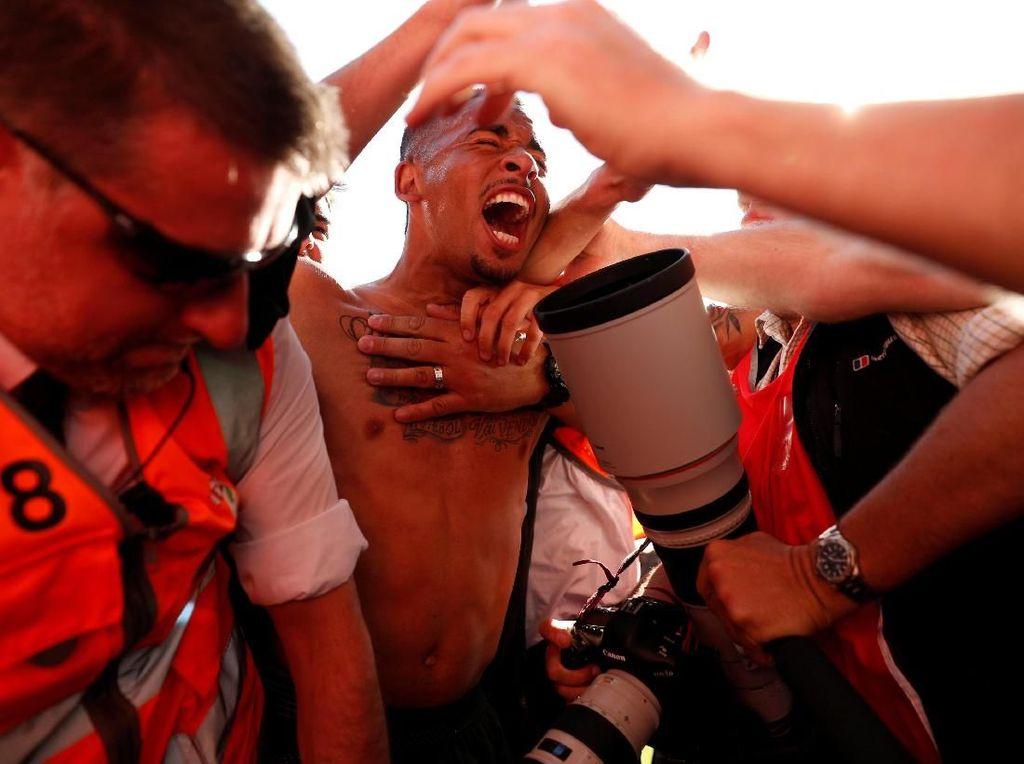 Jesus Beri Manchester City Poin ke-100 di Laga Terakhir