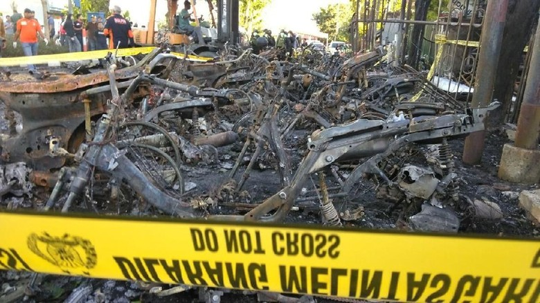 Pembalasan, Motif Bomber Gereja Surabaya