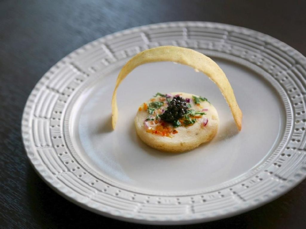 Menikmati Uttapam dan Chicken Tikka dengan Sentuhan Modern dari Chef Akhsay Bardwaj
