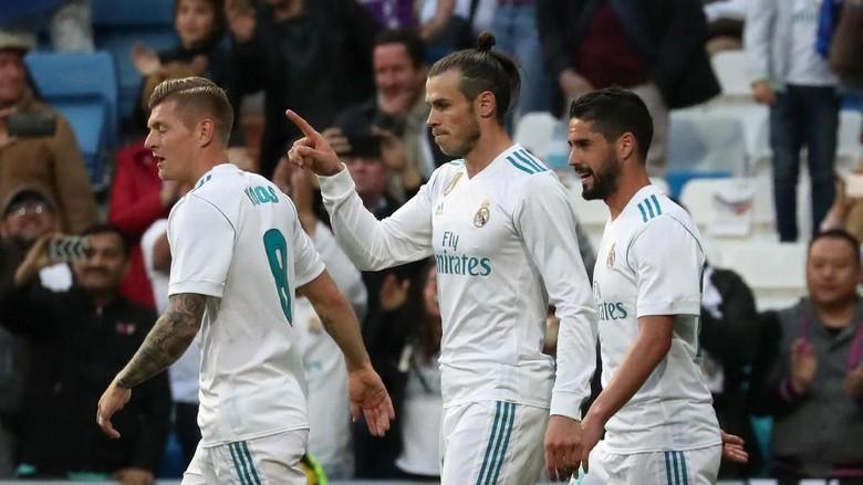 Madrid Pesta Setengah Lusin Gol ke Gawang Celta Vigo