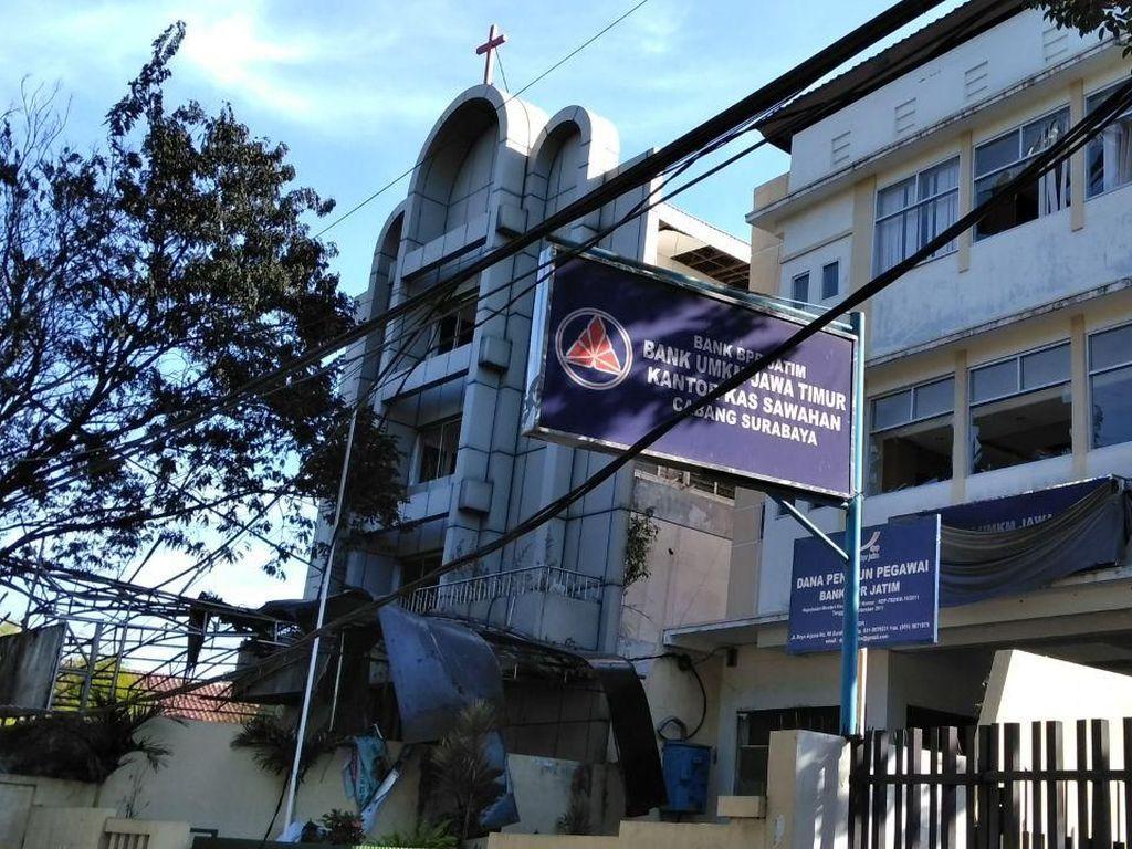 ISIS Klaim Jadi Dalang Bom 3 Gereja di Surabaya