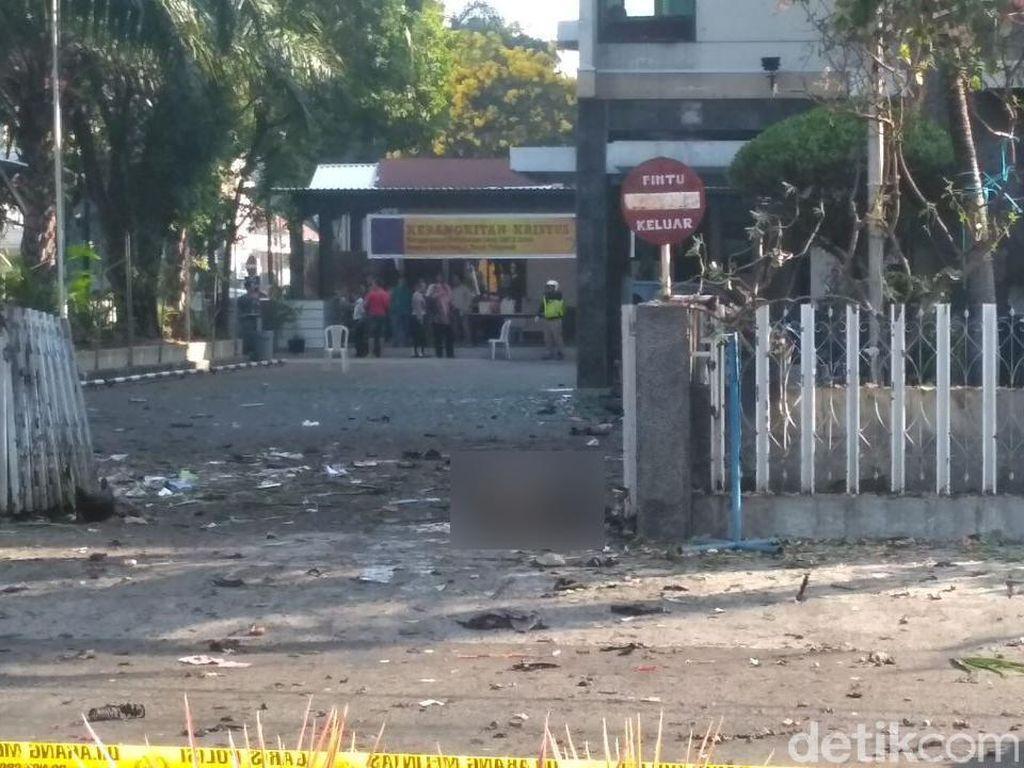 11 Korban Tewas, Ini yang Diketahui dari Ledakan Bom di Surabaya