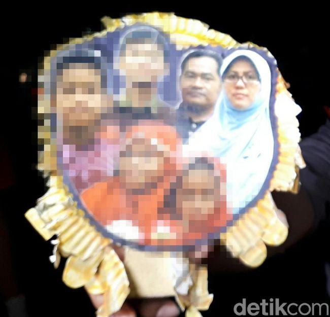 Keluarga Yakin Puji Kuswati Jadi Teroris Terpengaruh Suaminya