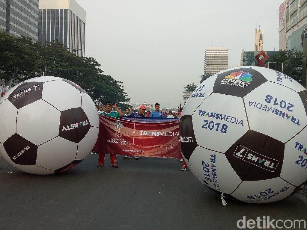 Kian Dekat dengan Piala Dunia, Ayo Menggiring Bola Digelar Lebih Seru!