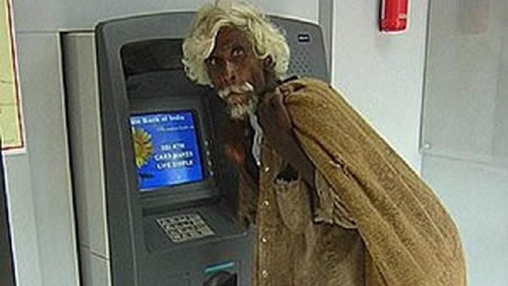 Benar-benar Aneh, Kejadian di ATM Ini Bikin Ngakak