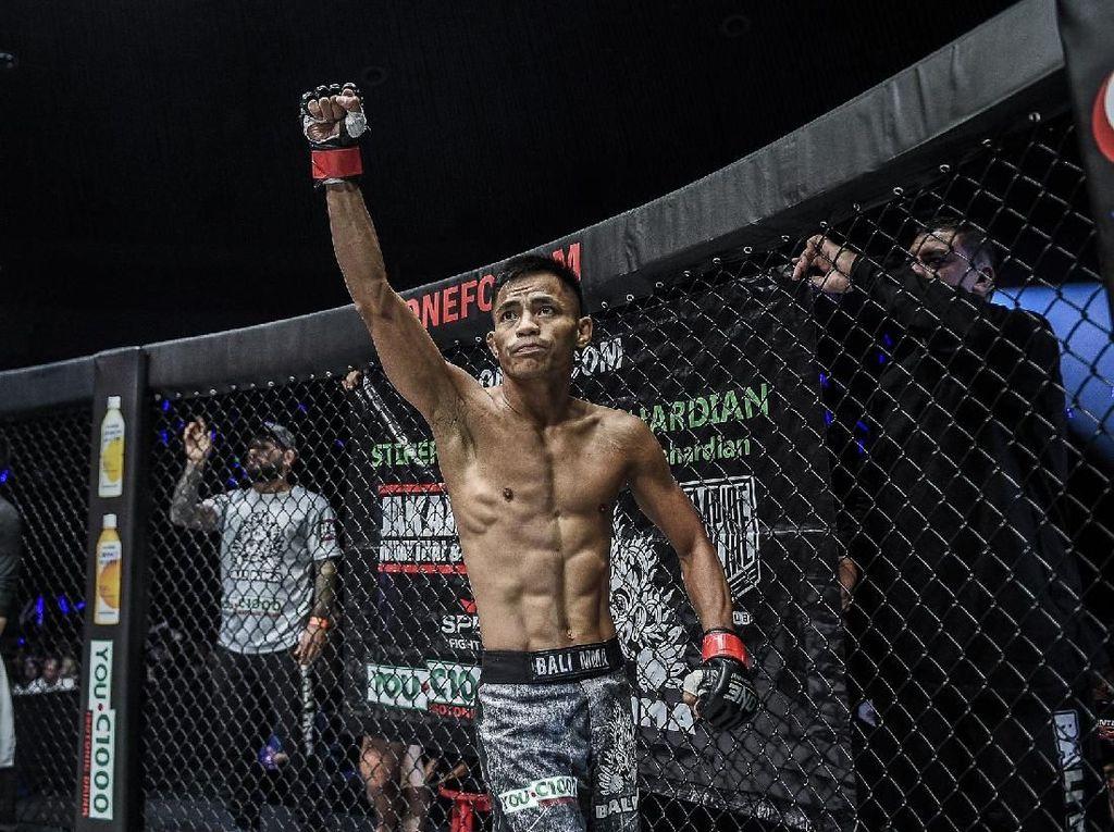 Delapan Petarung Indonesia Panaskan ONE Championship Pekan Depan