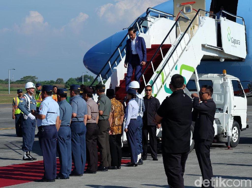 Jokowi Tiba di Surabaya, Pantau Situasi Pasca Ledakan Gereja