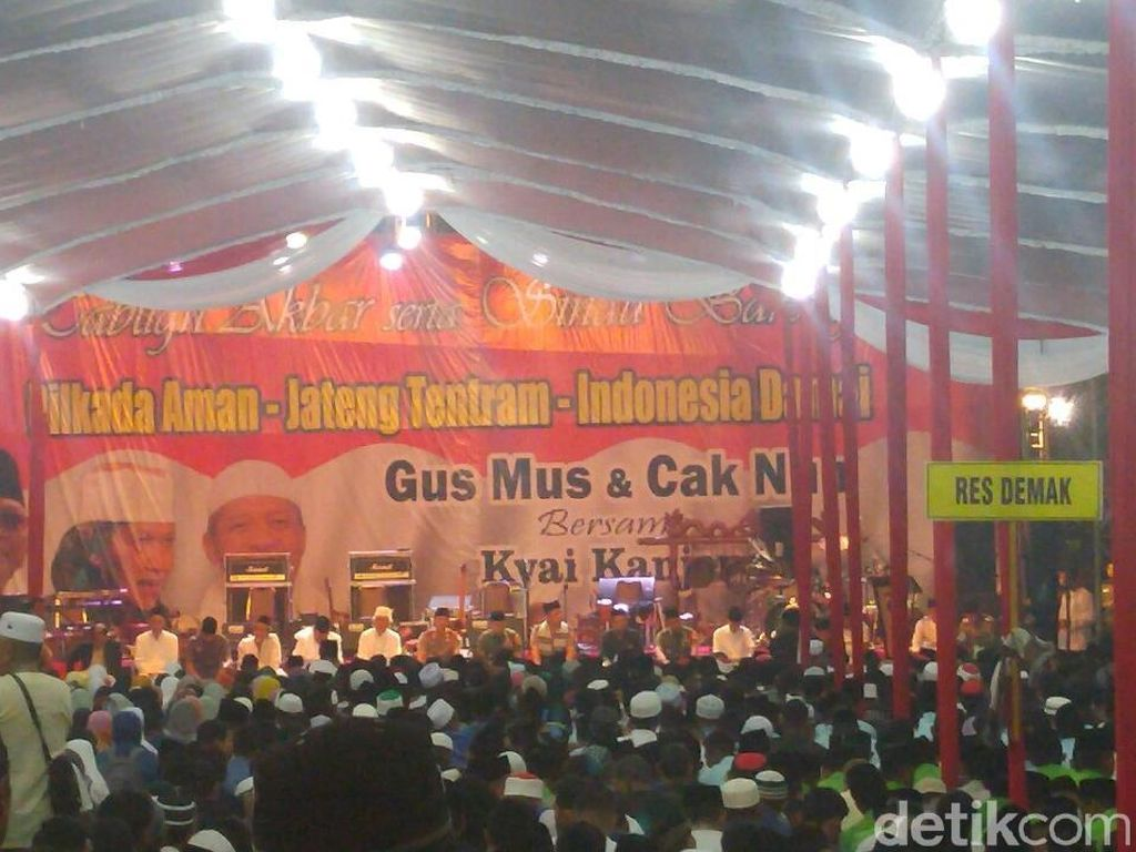 Gus Mus Ingin Jokowi Ajak Umat Muslim RI Perbanyak Istighfar