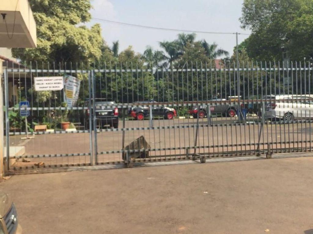 Polisi: Tak Ada Bom di Gereja Santa Anna Duren Sawit