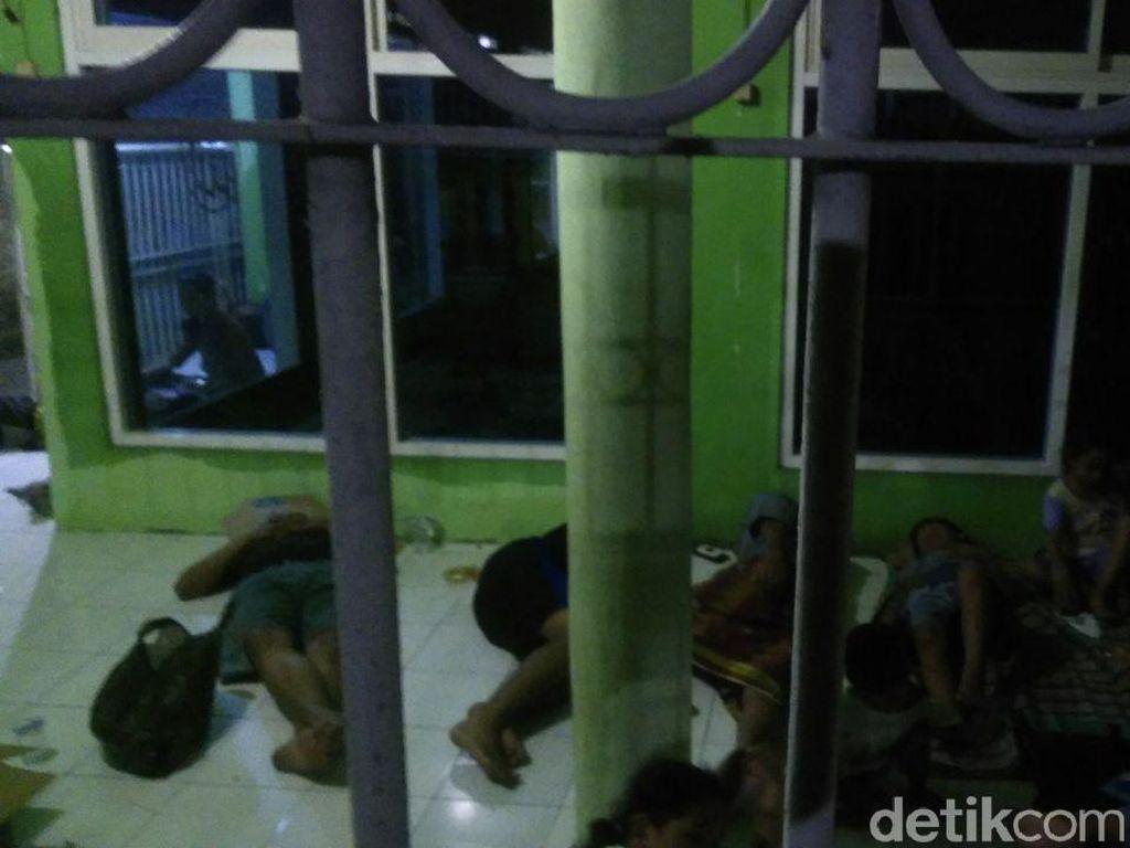 Rusun Sidoarjo Belum Steril, Penghuni Pilih Tidur di Musala