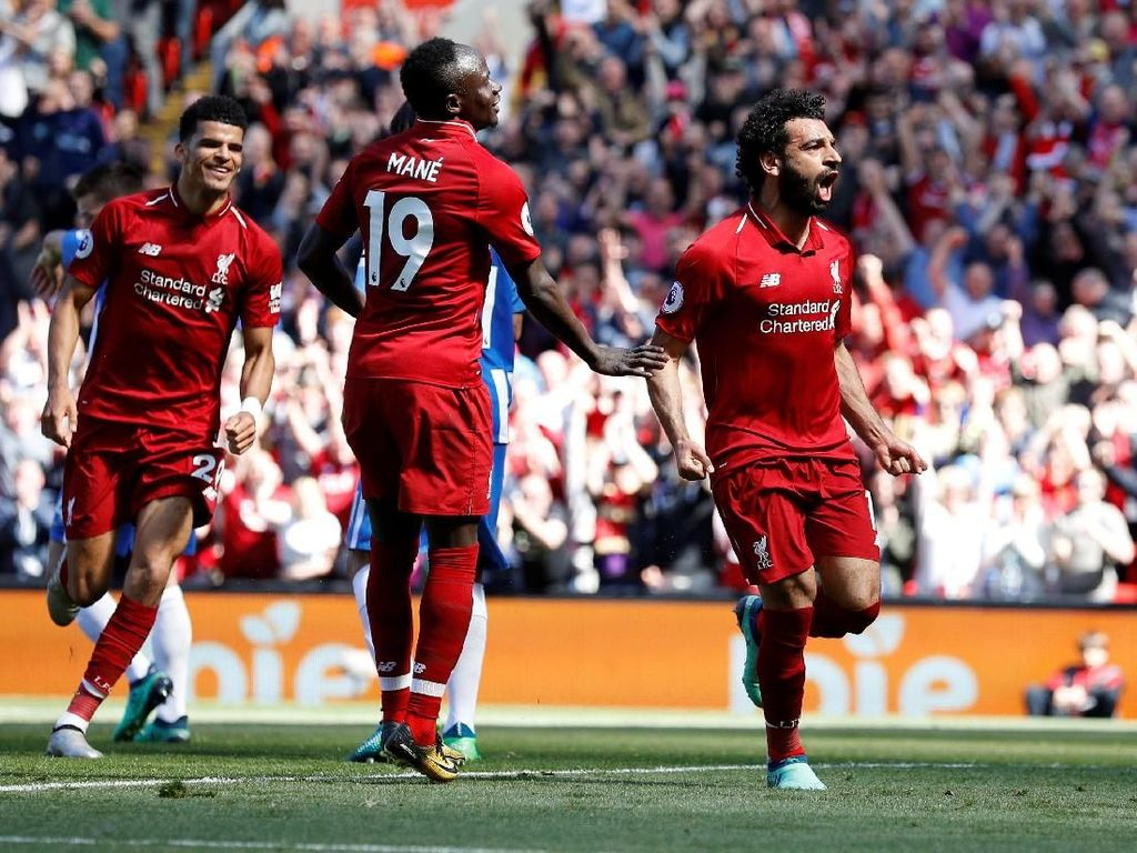 Liverpool Takkan Tertinggal Jauh Lagi dari City