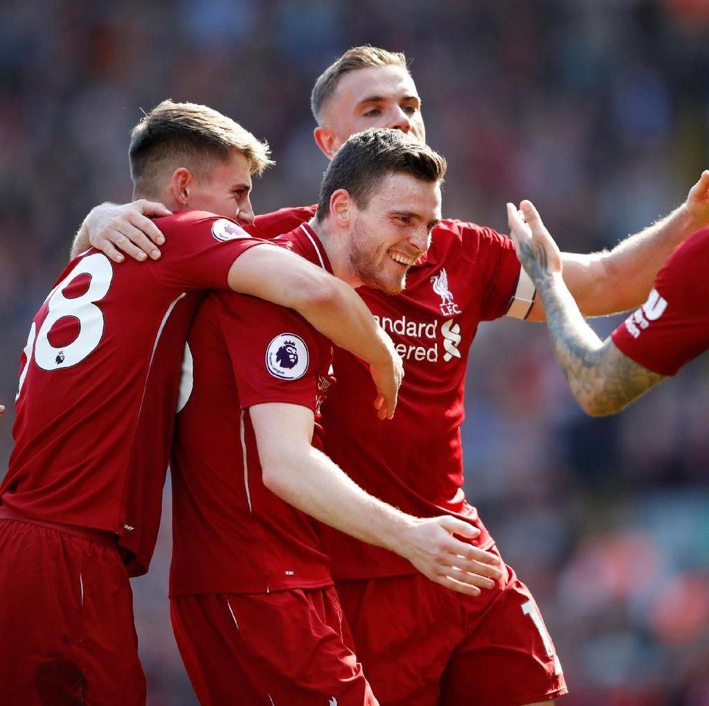 Liverpool Menghadapi Rasa Gugup